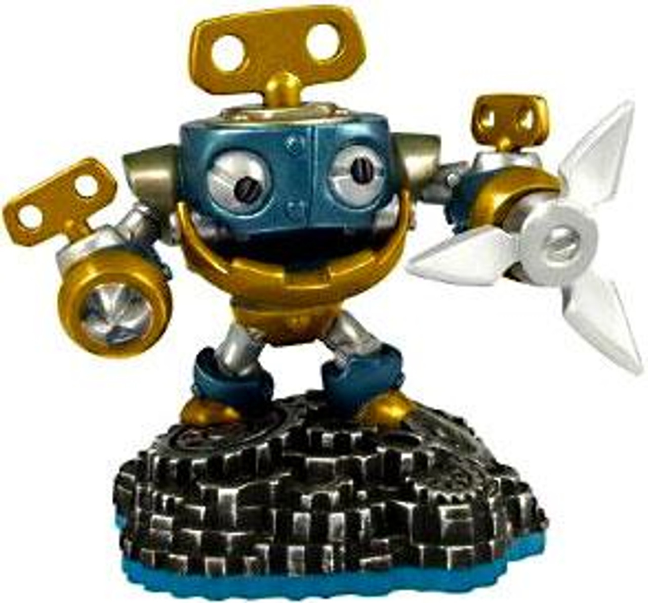 Skylanders Swap Force Loose Wind-Up Figure [Loose]