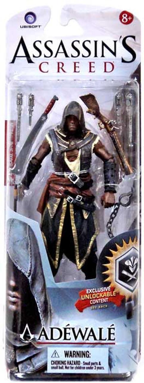 McFarlane Toys Assassin's Creed IV Black Flag Series 2 Adewale Action Figure
