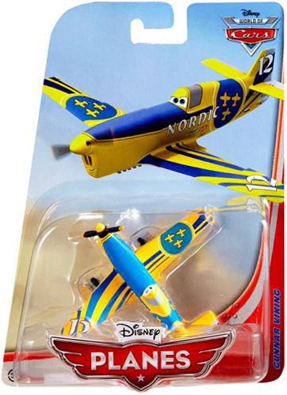 Disney Planes Gunnar Viking Diecast Plane