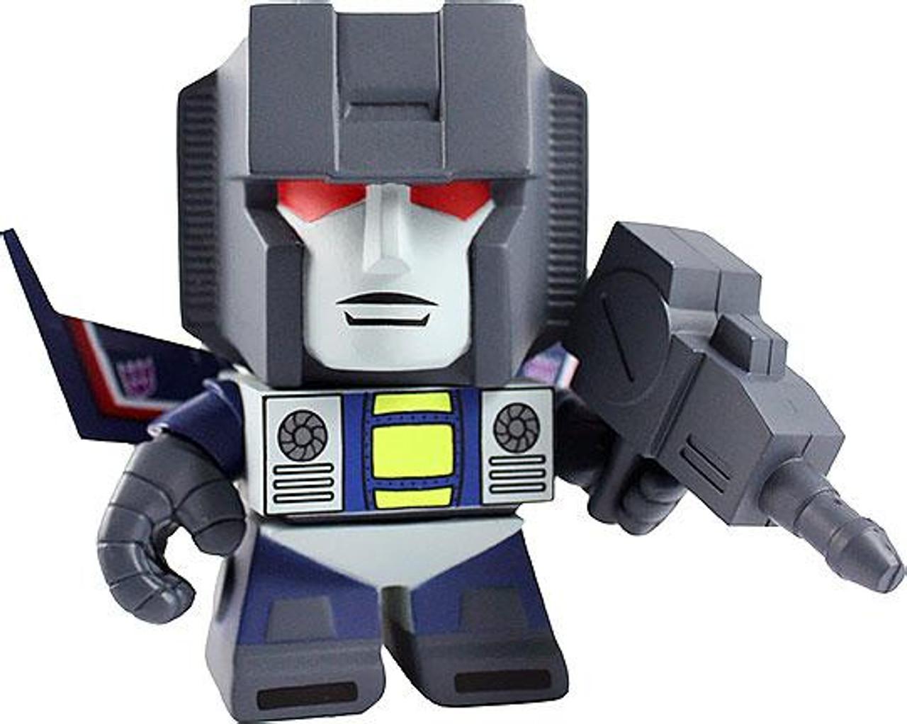 "Transformers 3 Inch Vinyl Series 1 Thundercracker 3"" Vinyl Figure"
