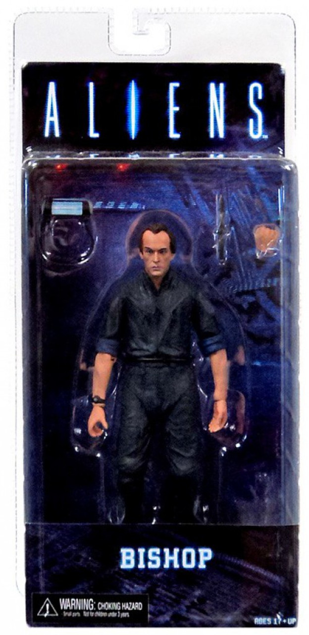 NECA Aliens Series 3 Android Bishop Action Figure