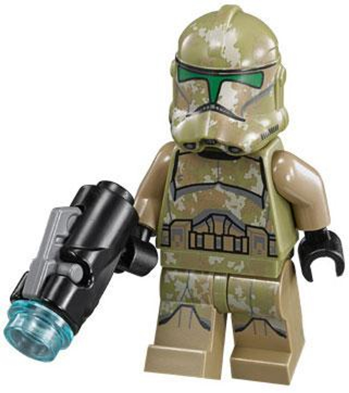 LEGO Star Wars Loose Kashyyyk Clone Trooper Minifigure [Loose]