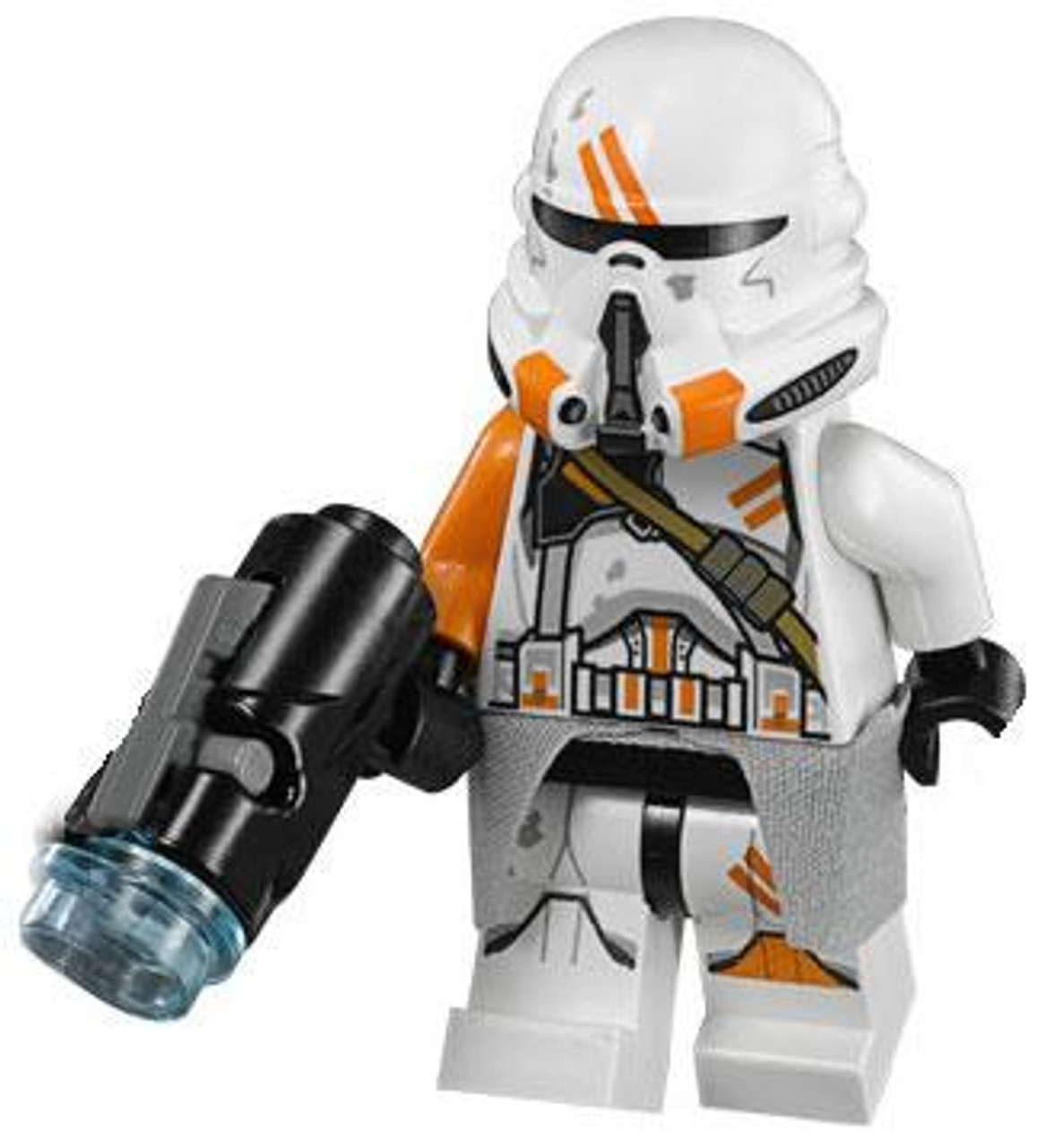 LEGO Star Wars Loose Utapau Airborne Clone Trooper Minifigure [Loose]