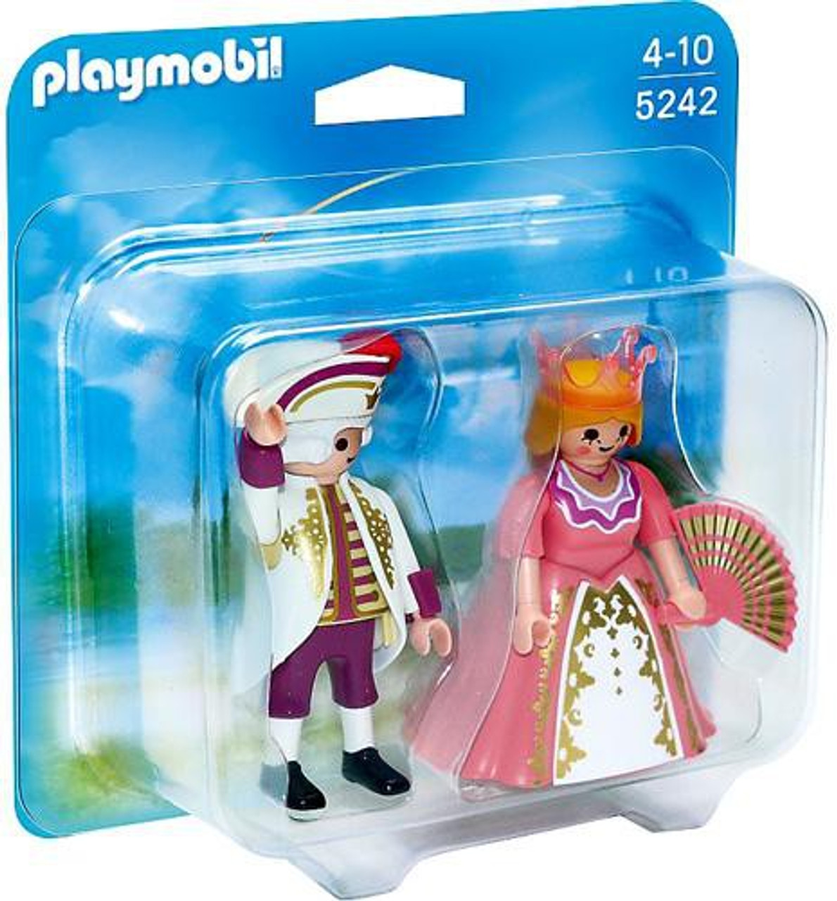 Playmobil Princess Duo Pack Duke And Duchess Set 5242 Toywiz