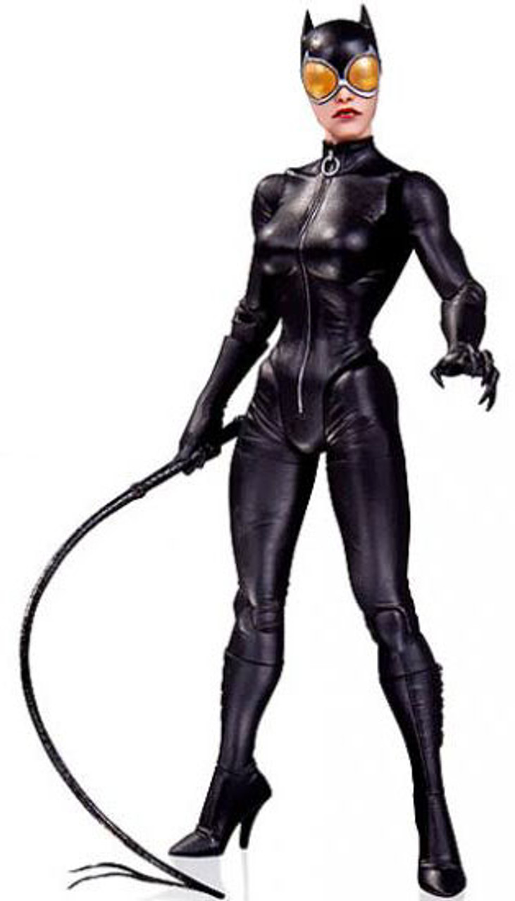 DC Batman Designer Greg Capullo Series 2 Catwoman Action Figure #6