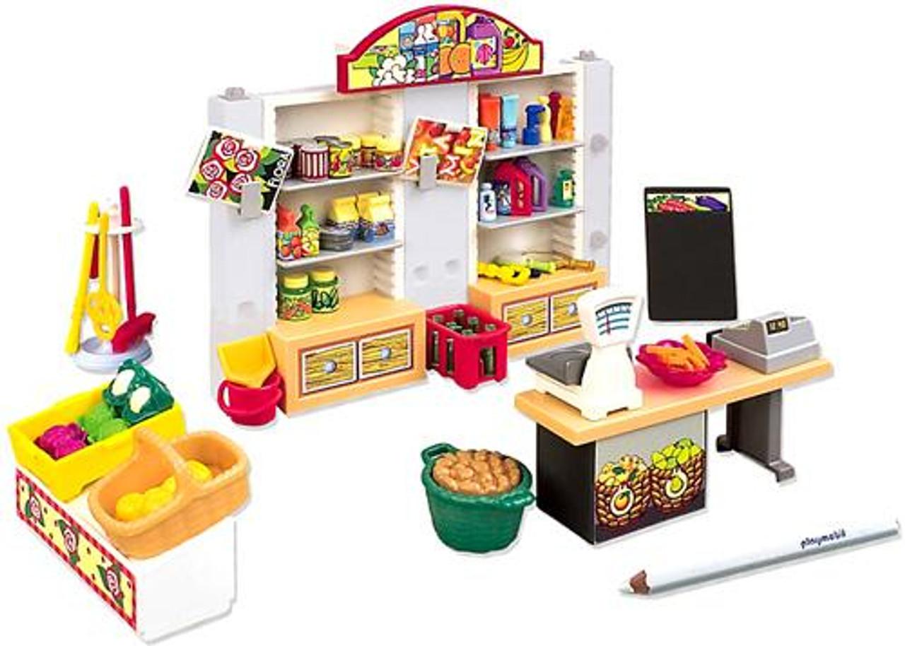 Playmobil Wild Life Store Accessories Set #7777