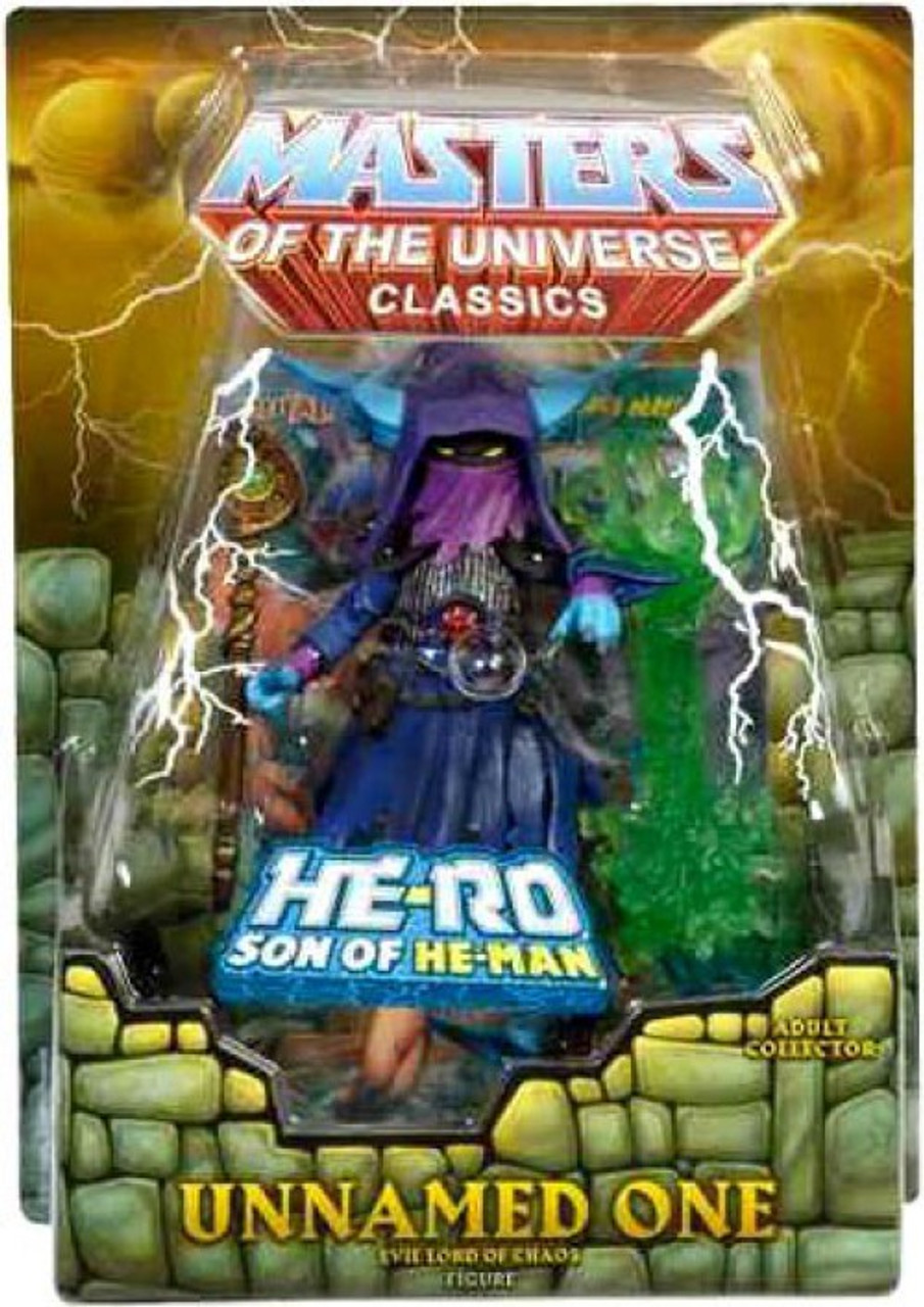 Masters of the Universe Classics He-Ro Son of He-Man Unnamed One Exclusive Action Figure [He-Ro Son of He-Man]