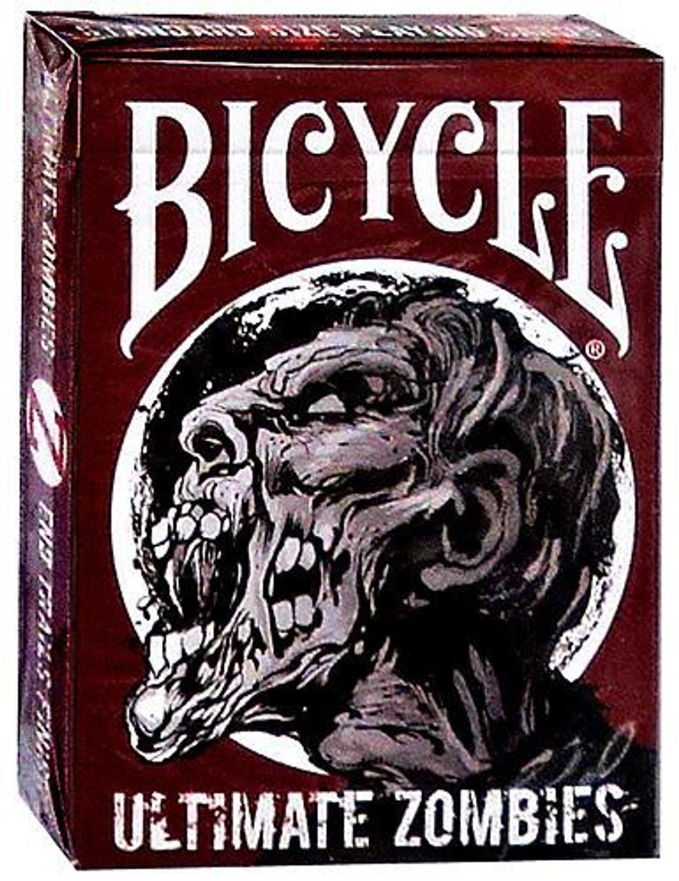 Bicycle Ultimate Zombies Playing Cards