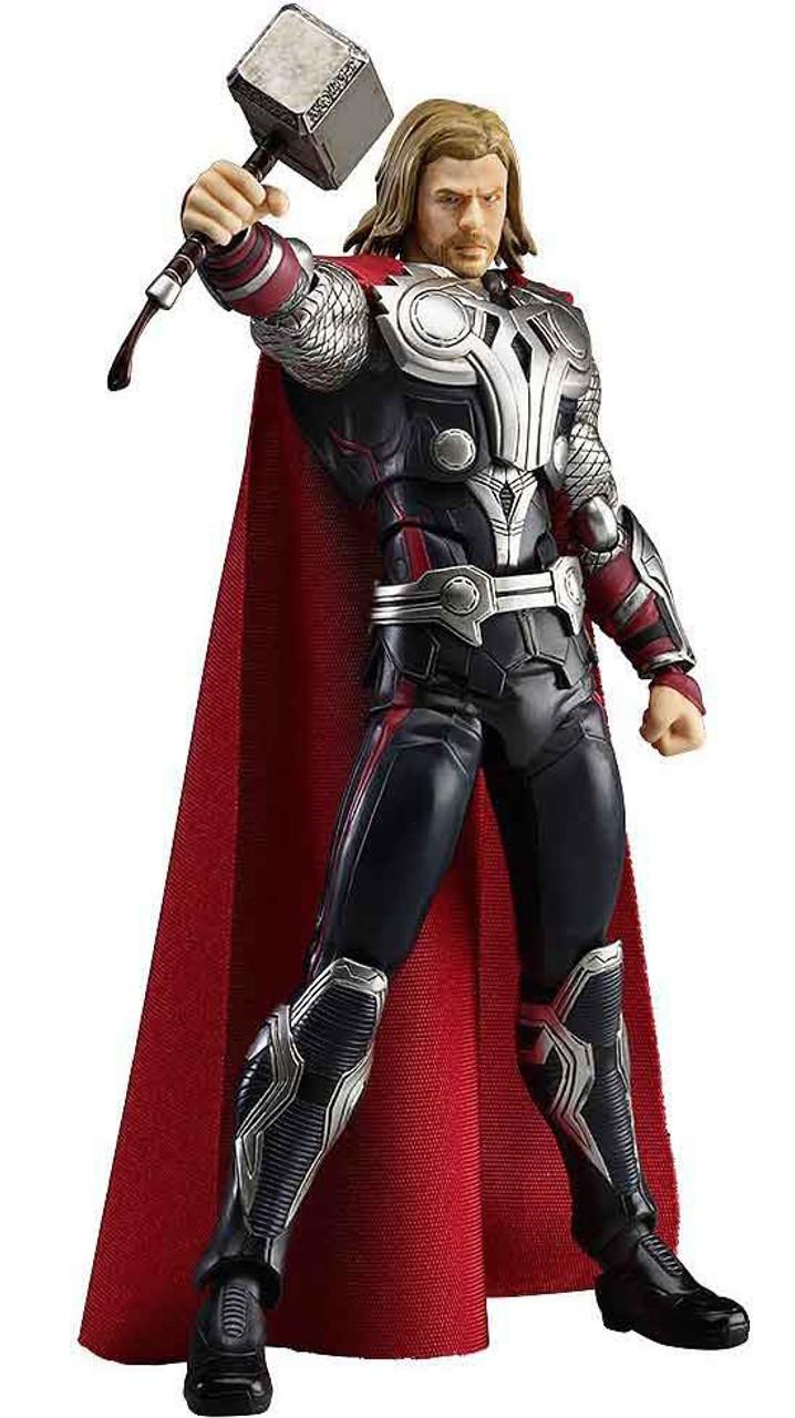 Marvel Avengers Figma Series Thor Action Figure