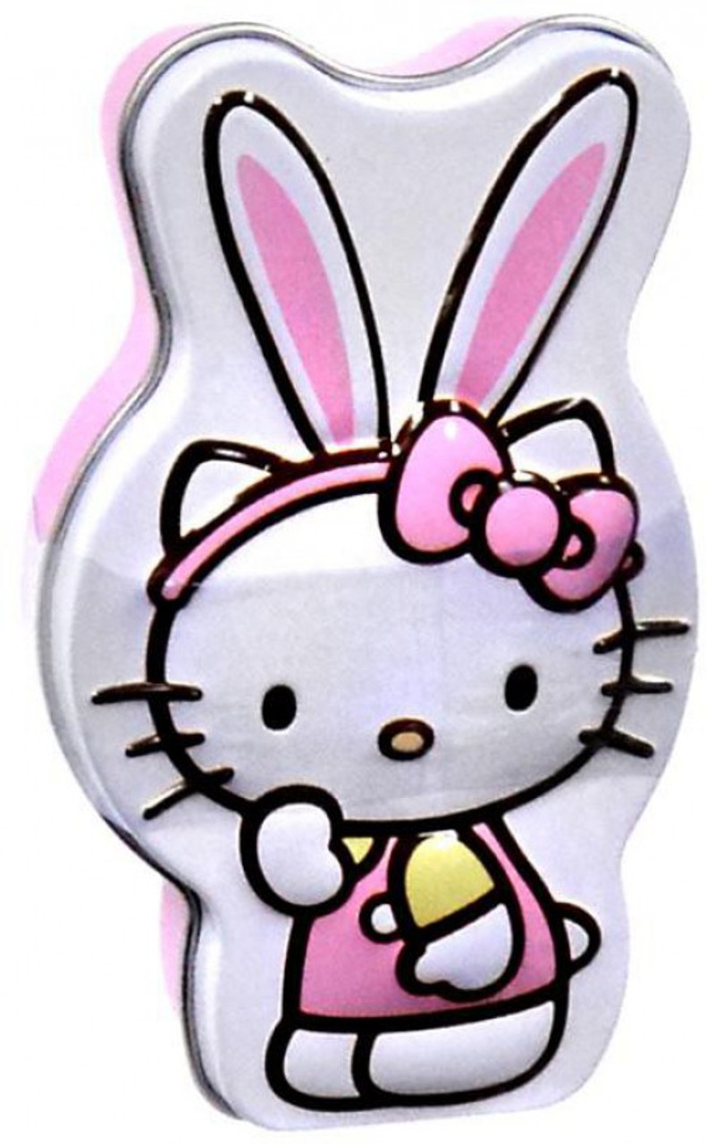 Hello Kitty Sweet Speckled Candy Eggs Candy Tin