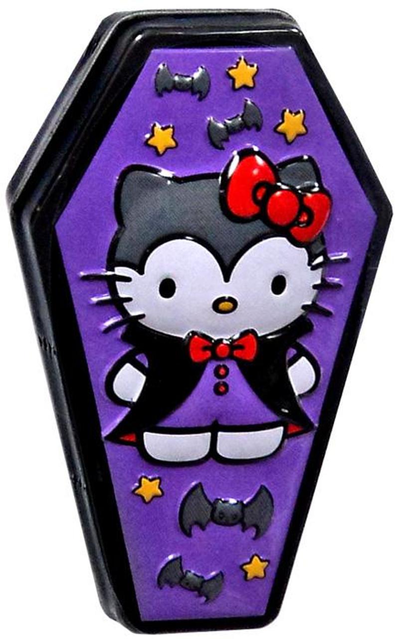 Hello Kitty Sour Cherry Vampire Bats Candy Tin