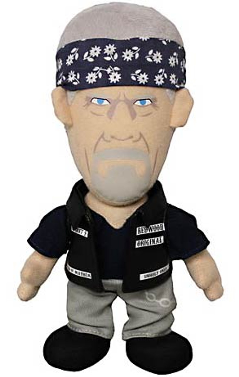 Sons of Anarchy Clay Morrow Plush Figure