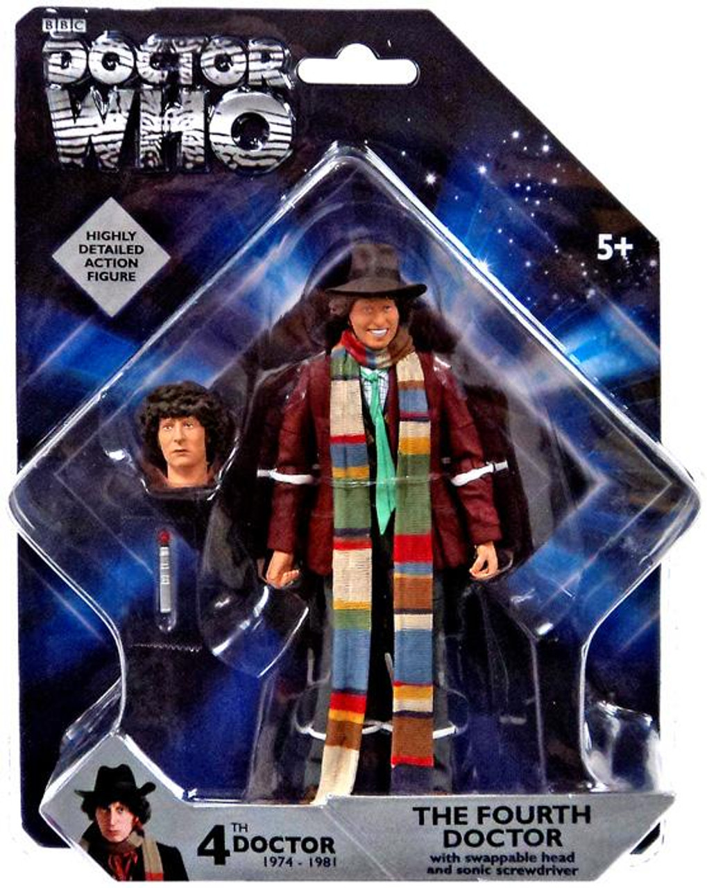 Doctor Who The Fourth Doctor Action Figure