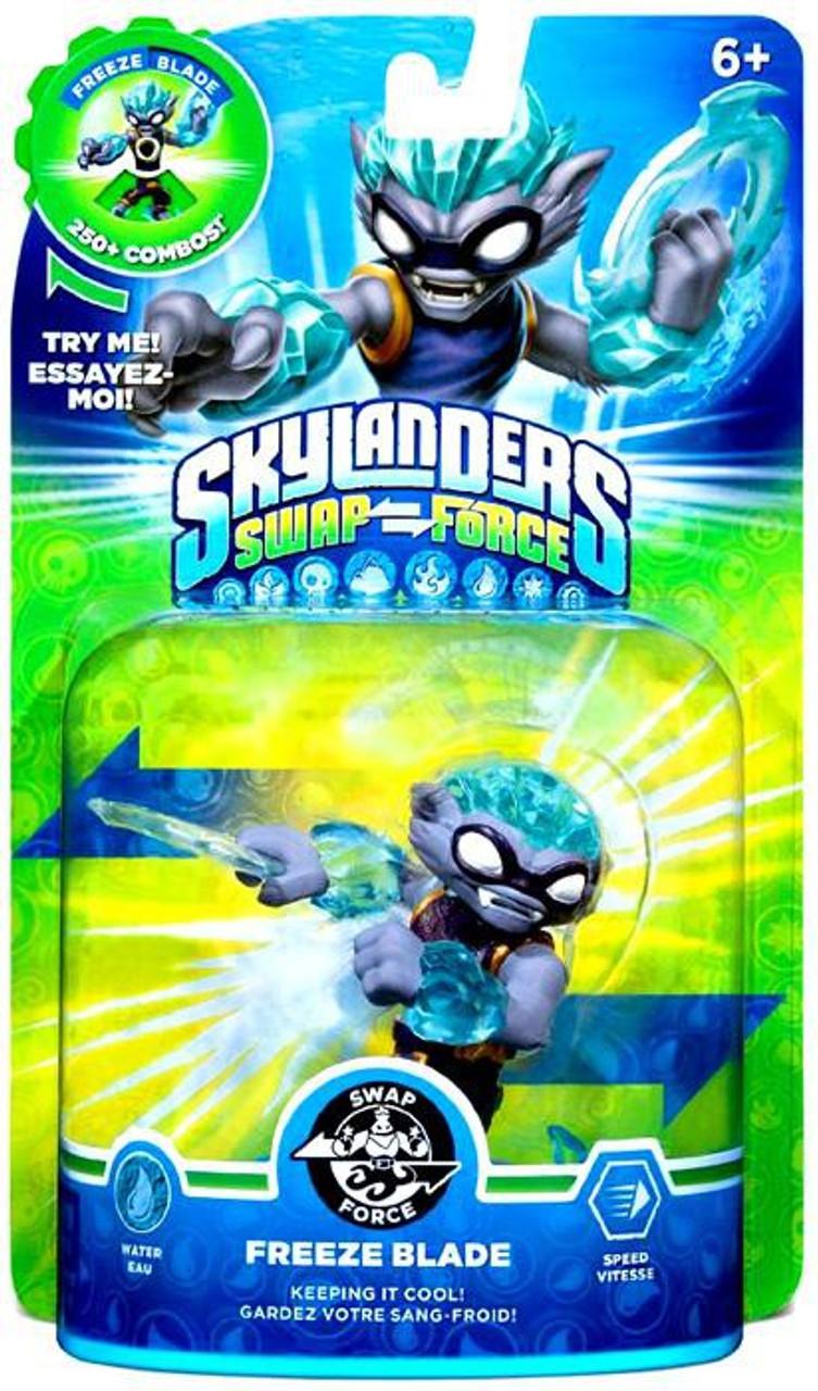 Skylanders Swap Force Swappable Freeze Blade Figure Pack