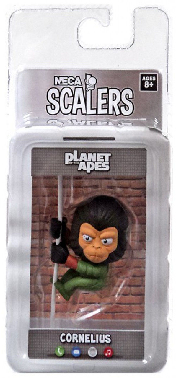 NECA Planet of the Apes Scalers Series 2 Cornelius Mini Figure