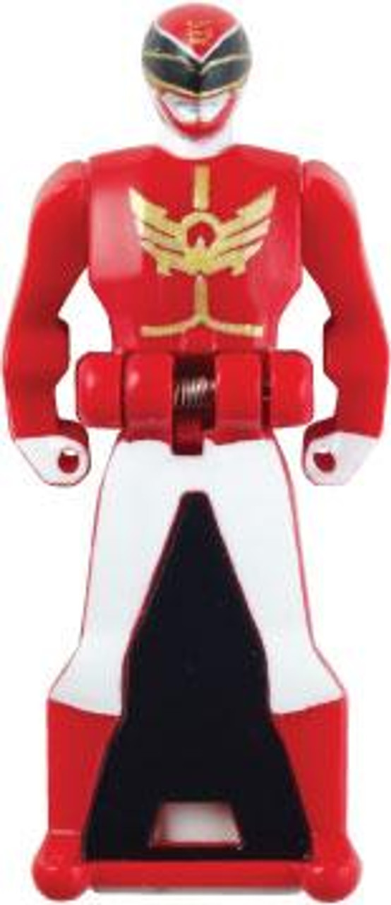 Power Rangers Legendary Ranger Key Pack Red Megaforce Ranger Key [Loose]