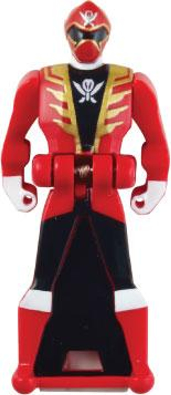 Power Rangers Legendary Ranger Key Pack Red Super Megaforce Ranger Key [Loose]