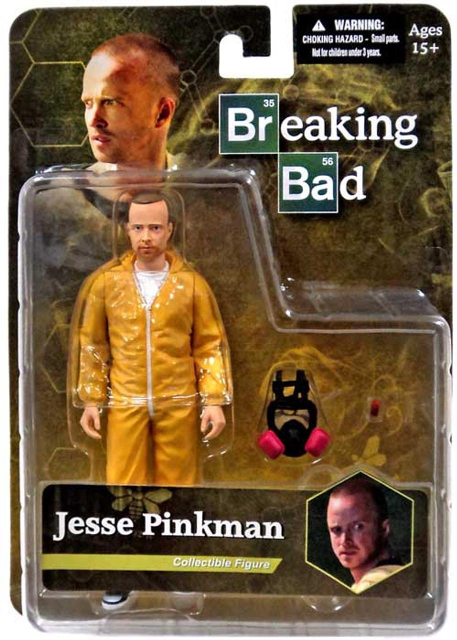 Breaking Bad Jesse Pinkman [Yellow Hazmat Suit]