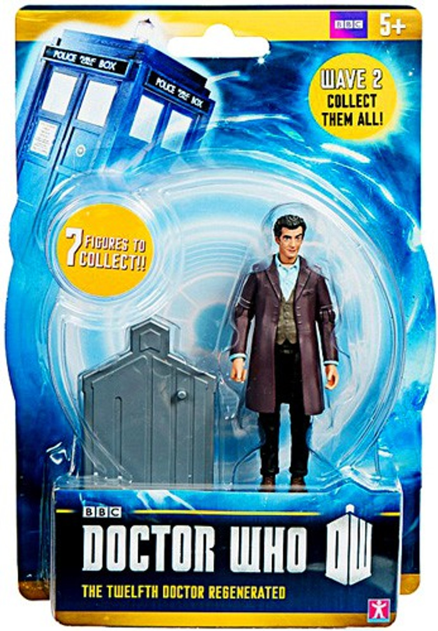 Doctor Who Wave 2 The Twelfth Doctor Action Figure [Regnerated]