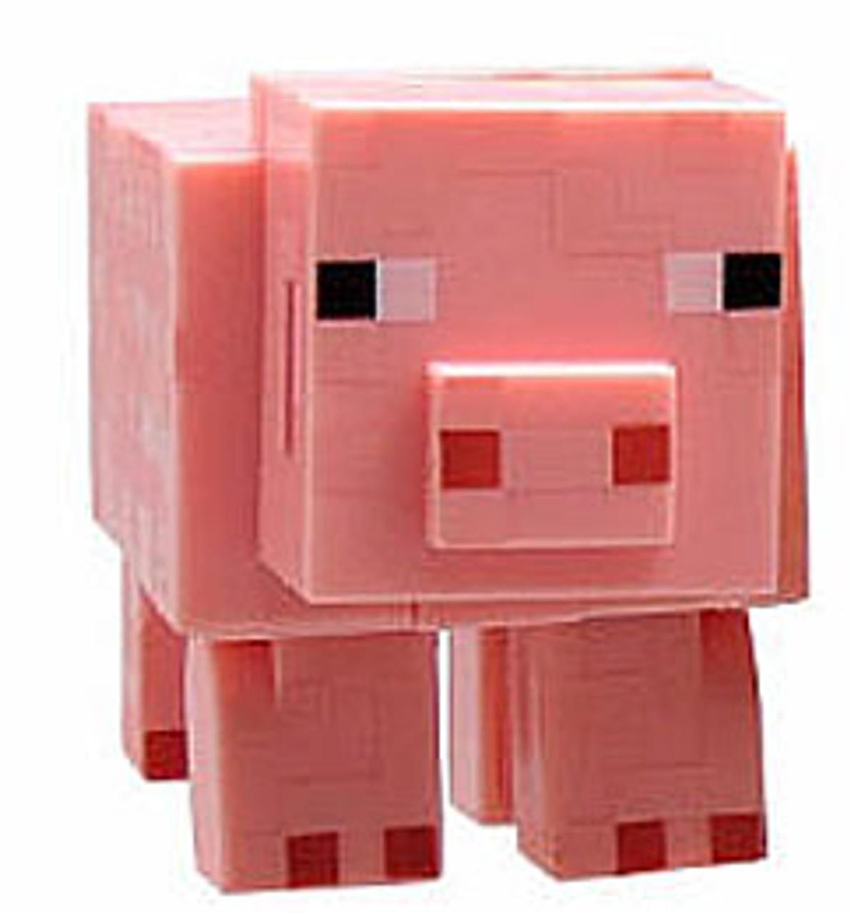 Minecraft Core Animal Pig Figure [Loose]