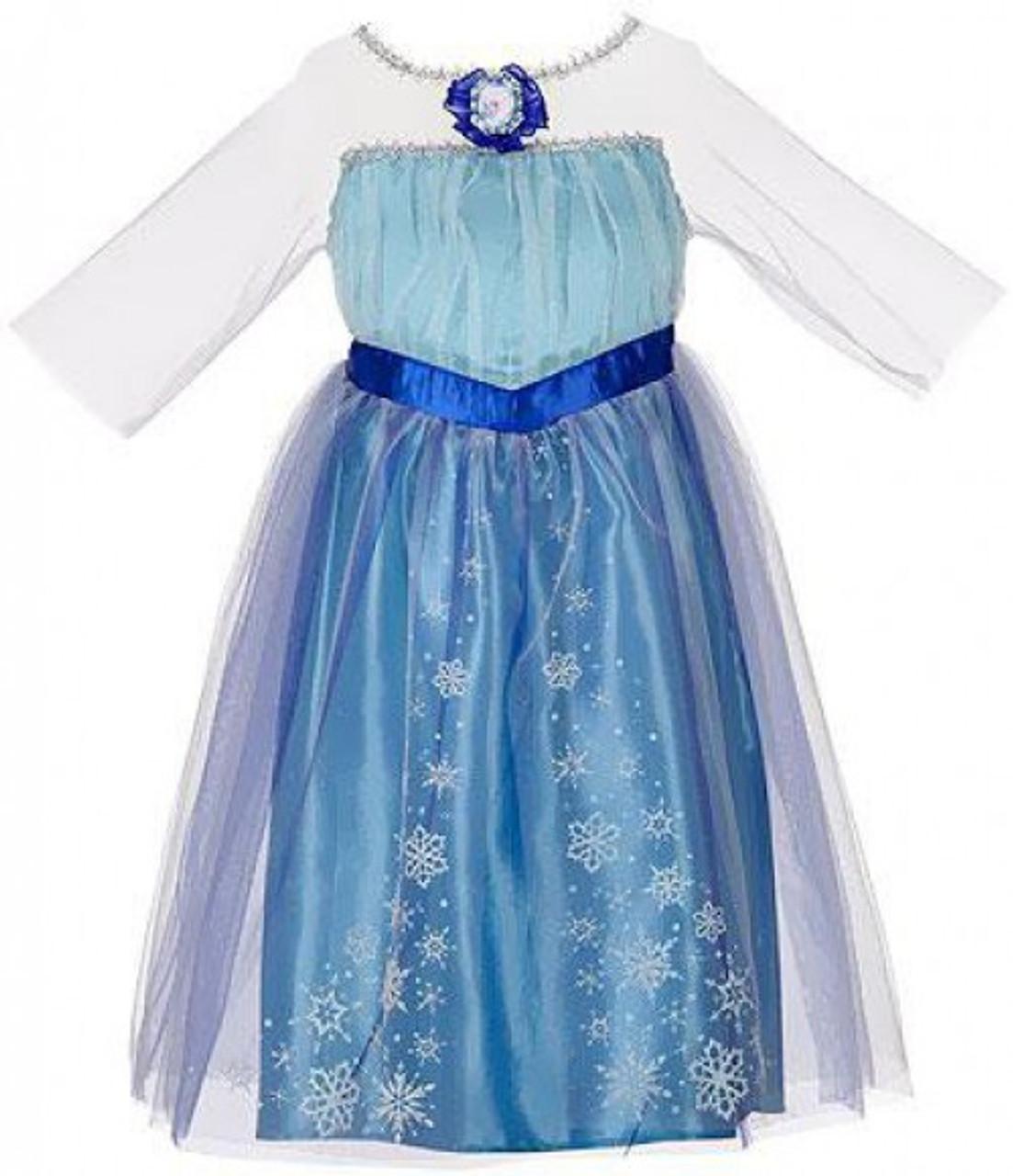 Disney Frozen Elsa Dress Up Toy [Size 4-6X]