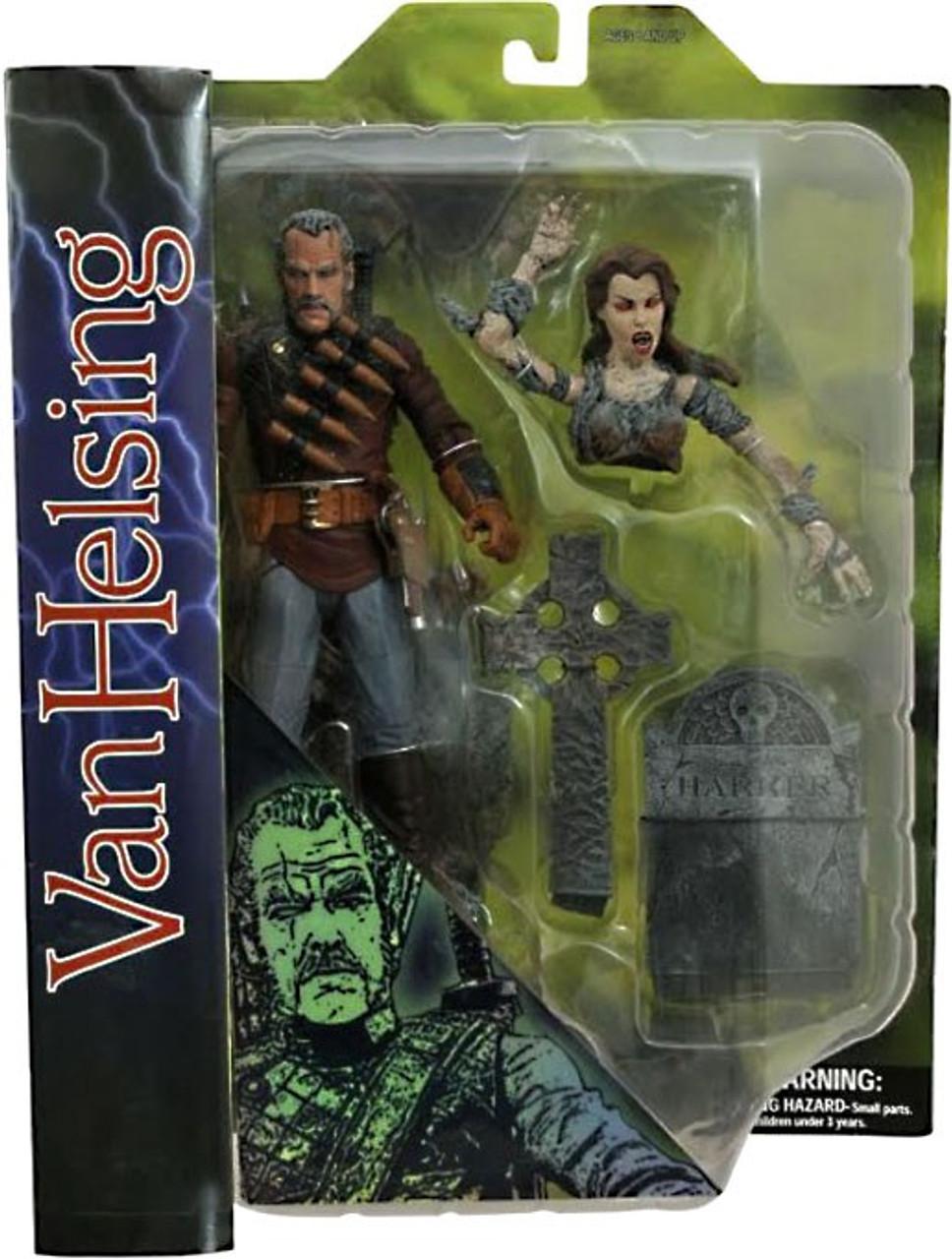 Universal Monsters Van Helsing Action Figure