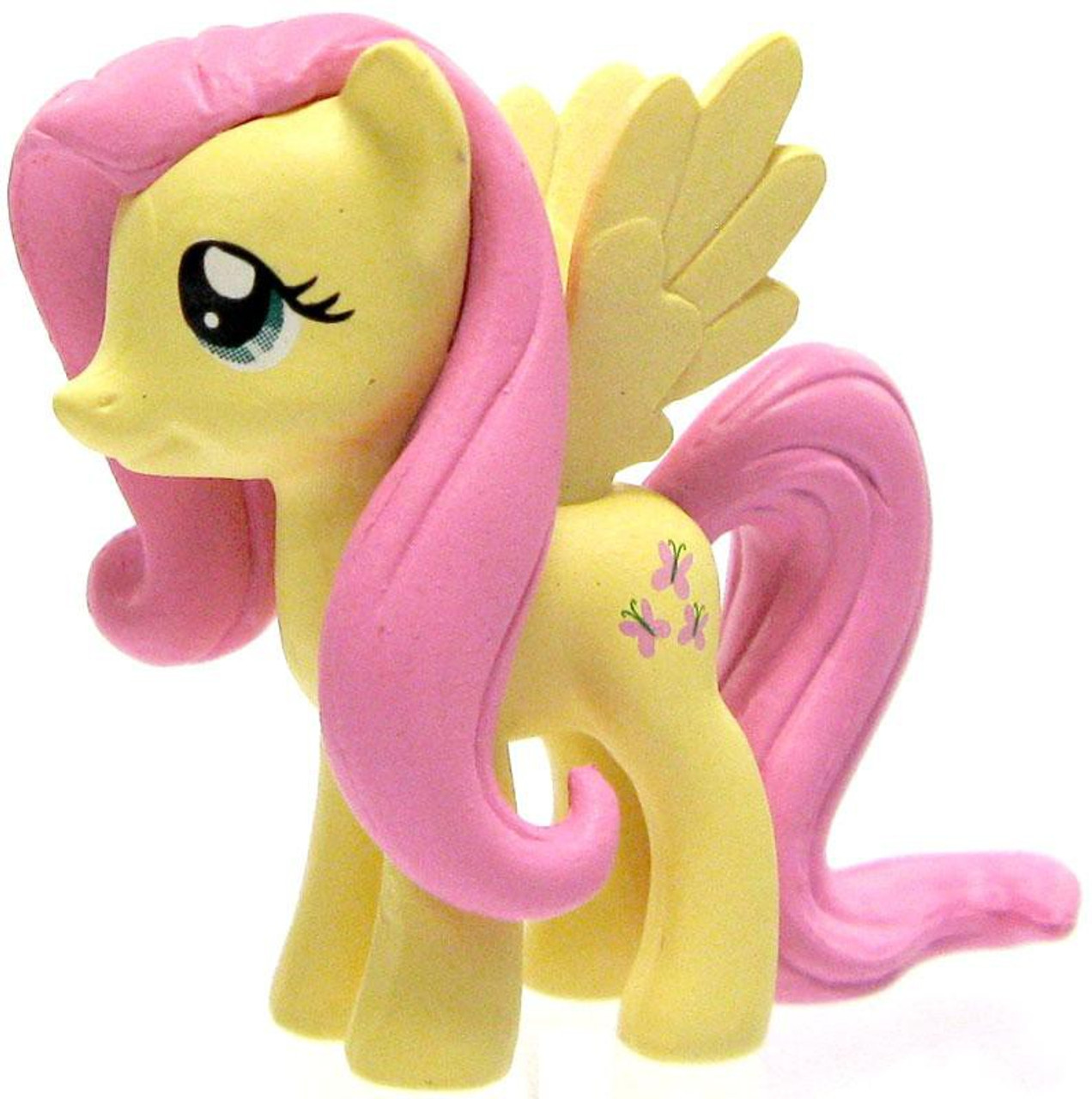 My Little Pony Monopoloy Parts Fluttershy 1.5-Inch PVC Figure [Loose]