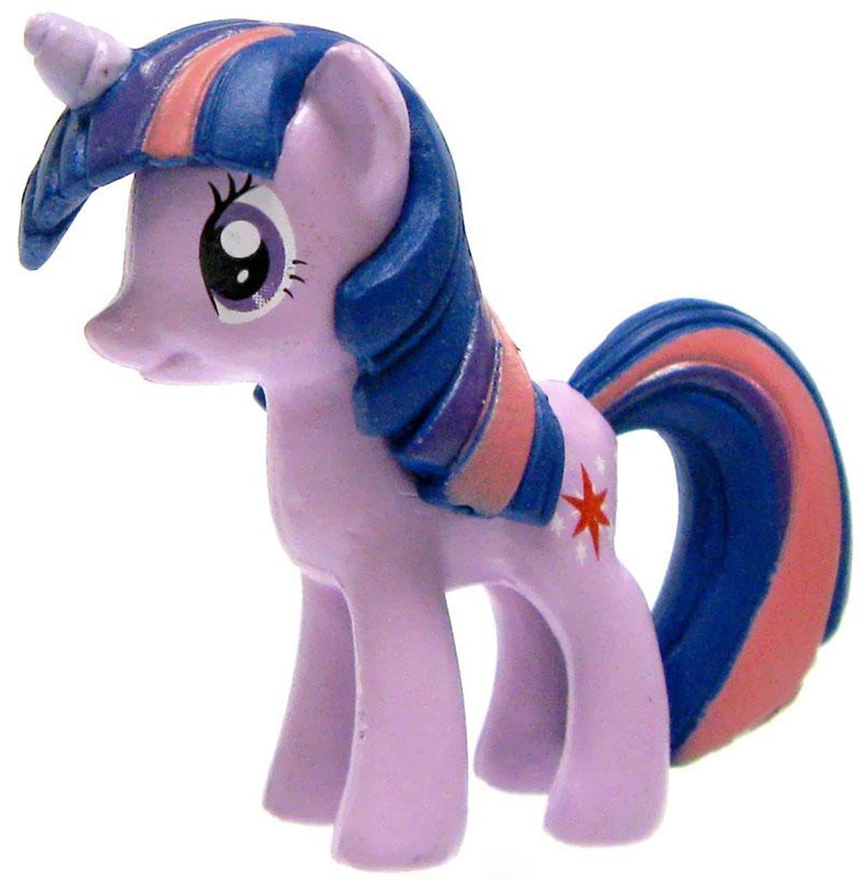 My Little Pony Monopoloy Parts Twilight Sparkle 1.5-Inch PVC Figure [Loose]