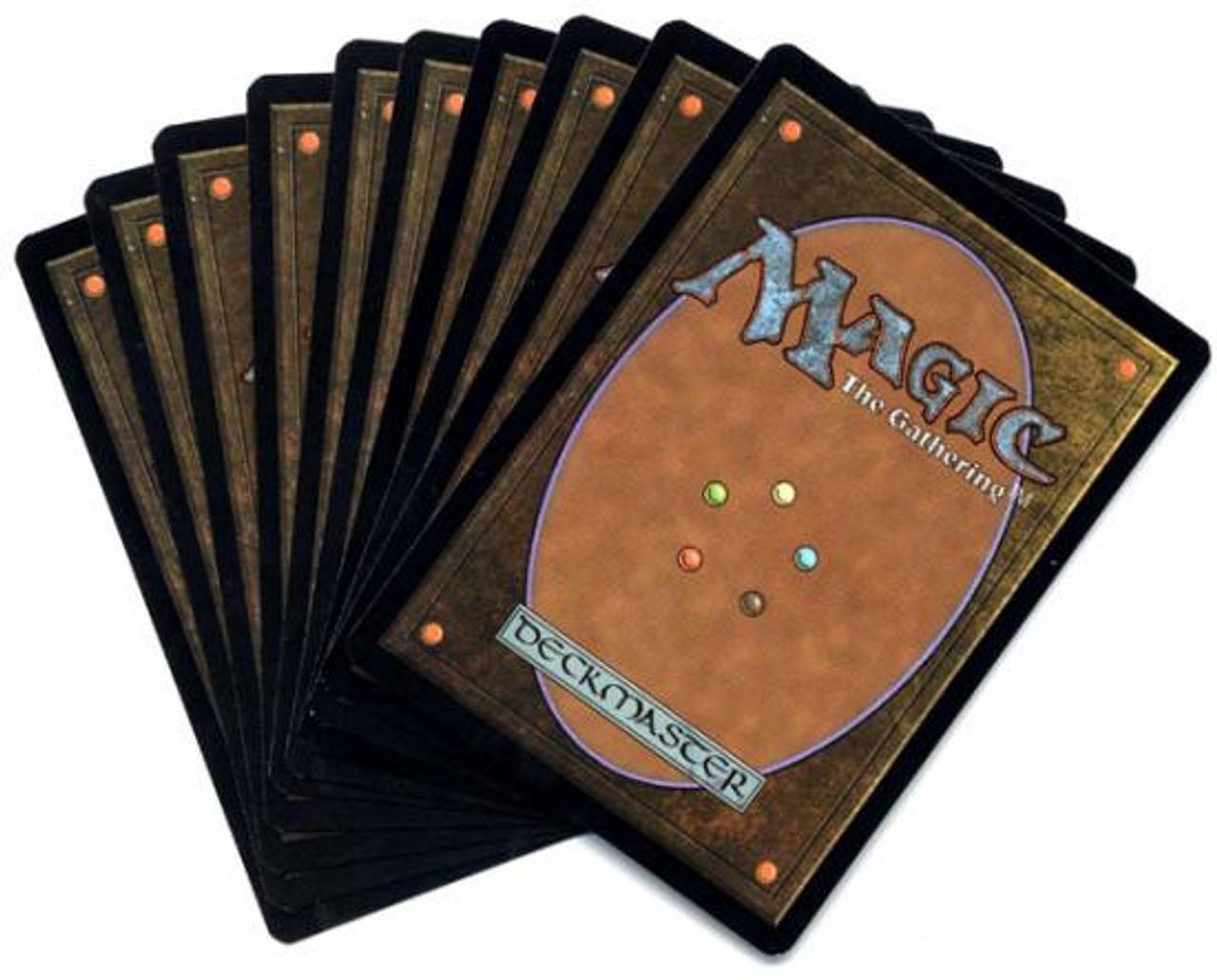 MtG Lot of 10 Random Rare Artifact Rare Single Cards
