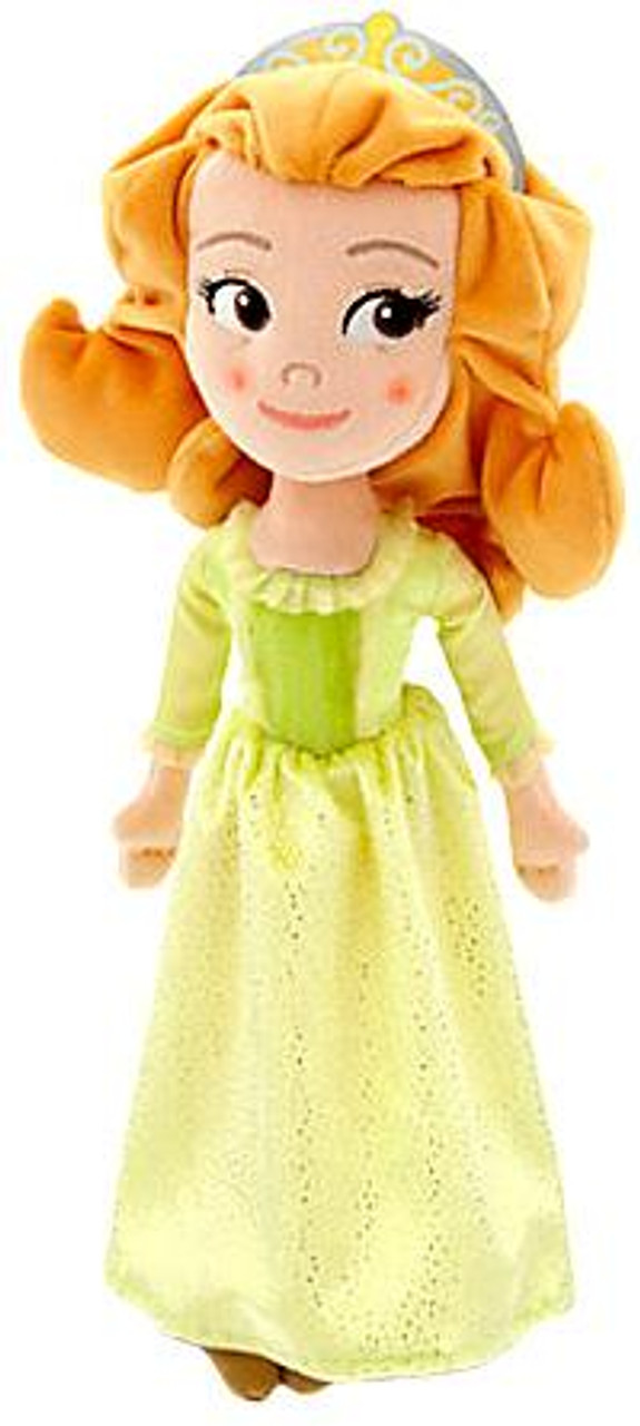 Disney Sofia the First Amber Exclusive 13-Inch Plush Doll