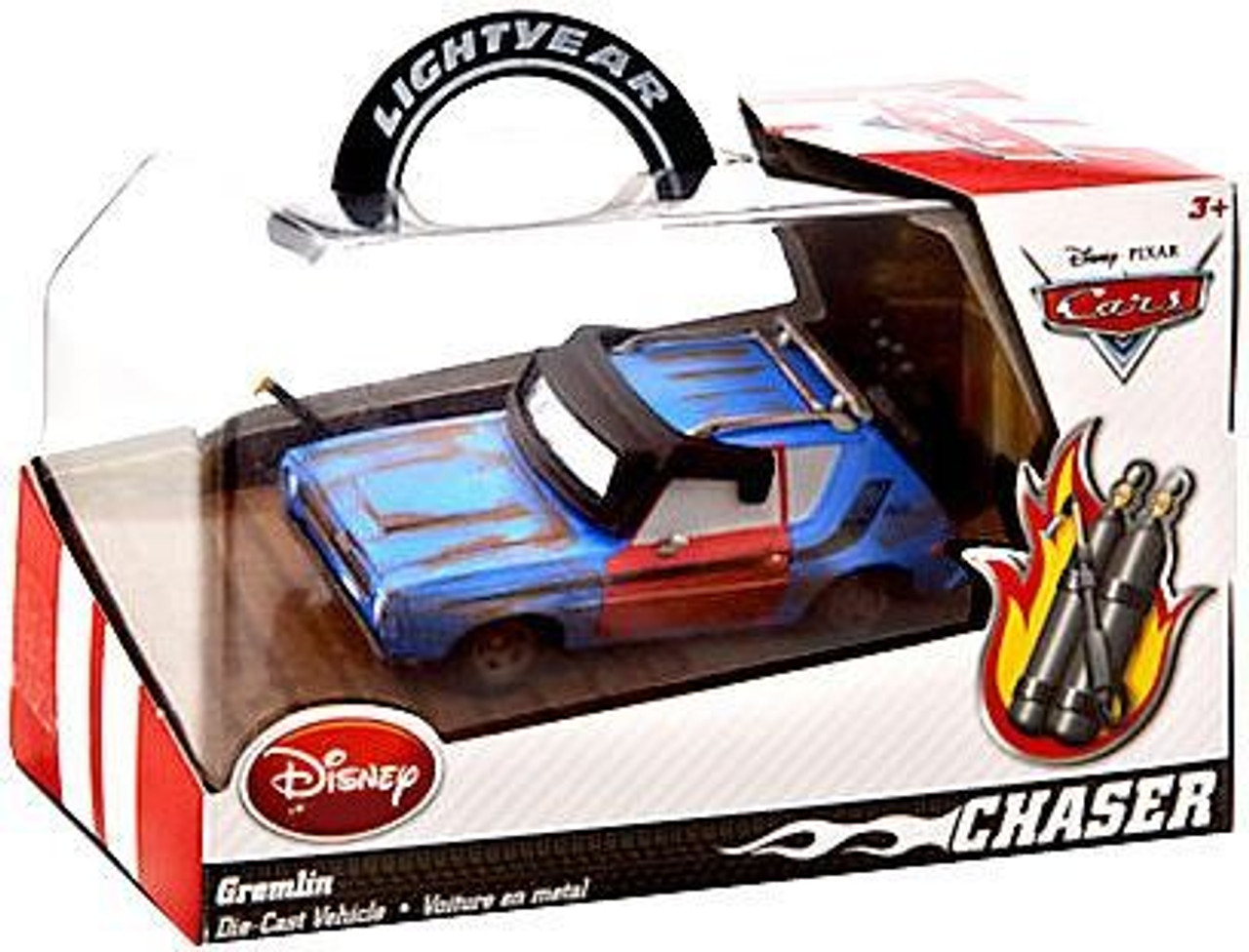 Disney Cars Gremlin Exclusive Diecast Car [Chase Edition]