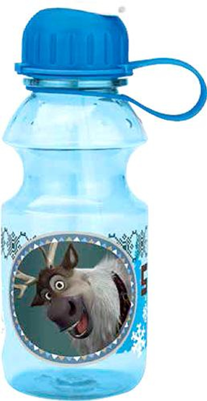 Disney Frozen 14 Oz Sven Tritan Water Bottle [Blue]