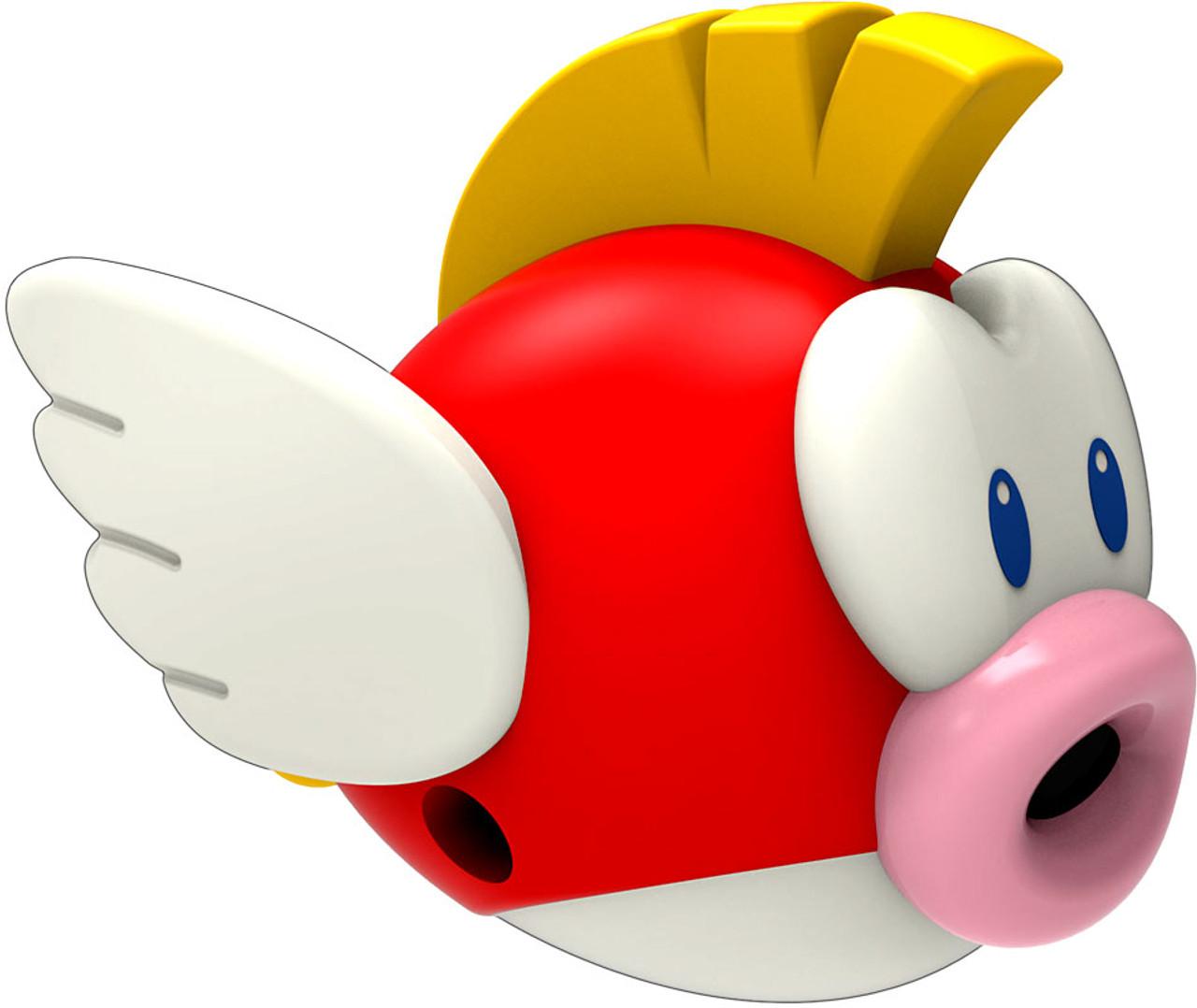 K'NEX Super Mario Cheep Cheep 2-Inch Minifigure [Loose]