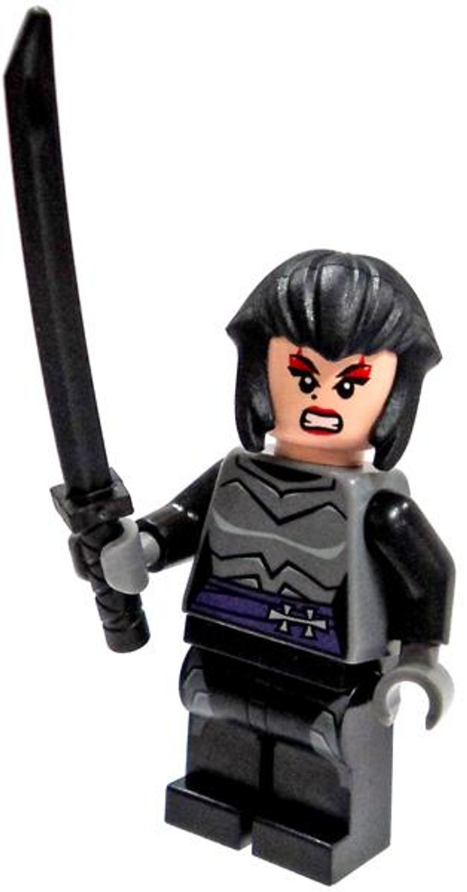 LEGO Teenage Mutant Ninja Turtles Nickelodeon Karai & Katana Minifigure [Loose]