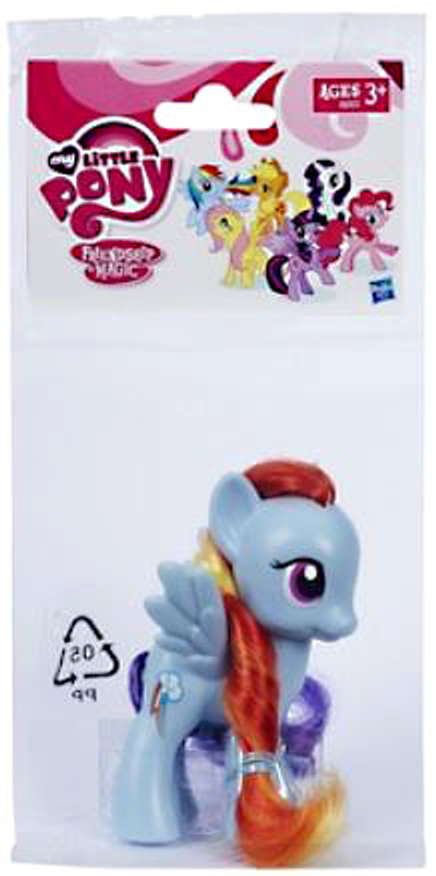 My Little Pony Friendship is Magic 3 Inch Bagged Rainbow Dash Figure