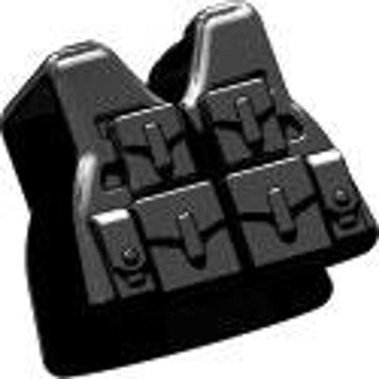 BrickArms Combat Vest LCV SAW 2.5-Inch [Dark Gray]
