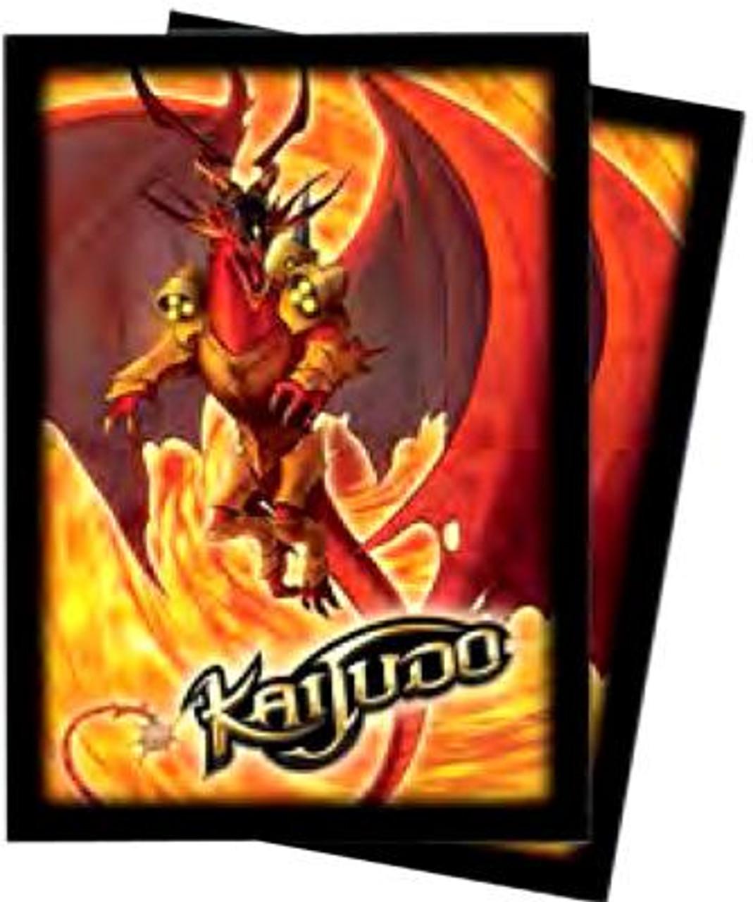 Ultra Pro Card Supplies Kaijudo Dragon Standard Card Sleeves #2 [50 Count]