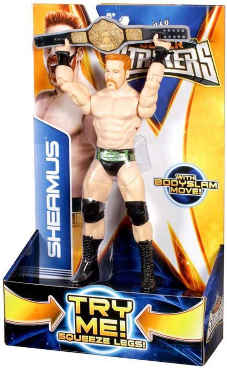 WWE Wrestling Super Strikers Sheamus Action Figure