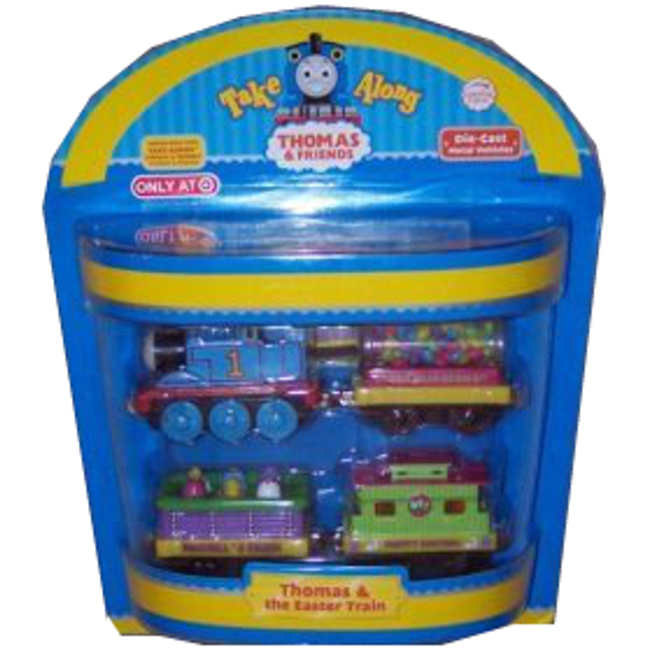Thomas & Friends Take Along Thomas & The Easter Train Train Set