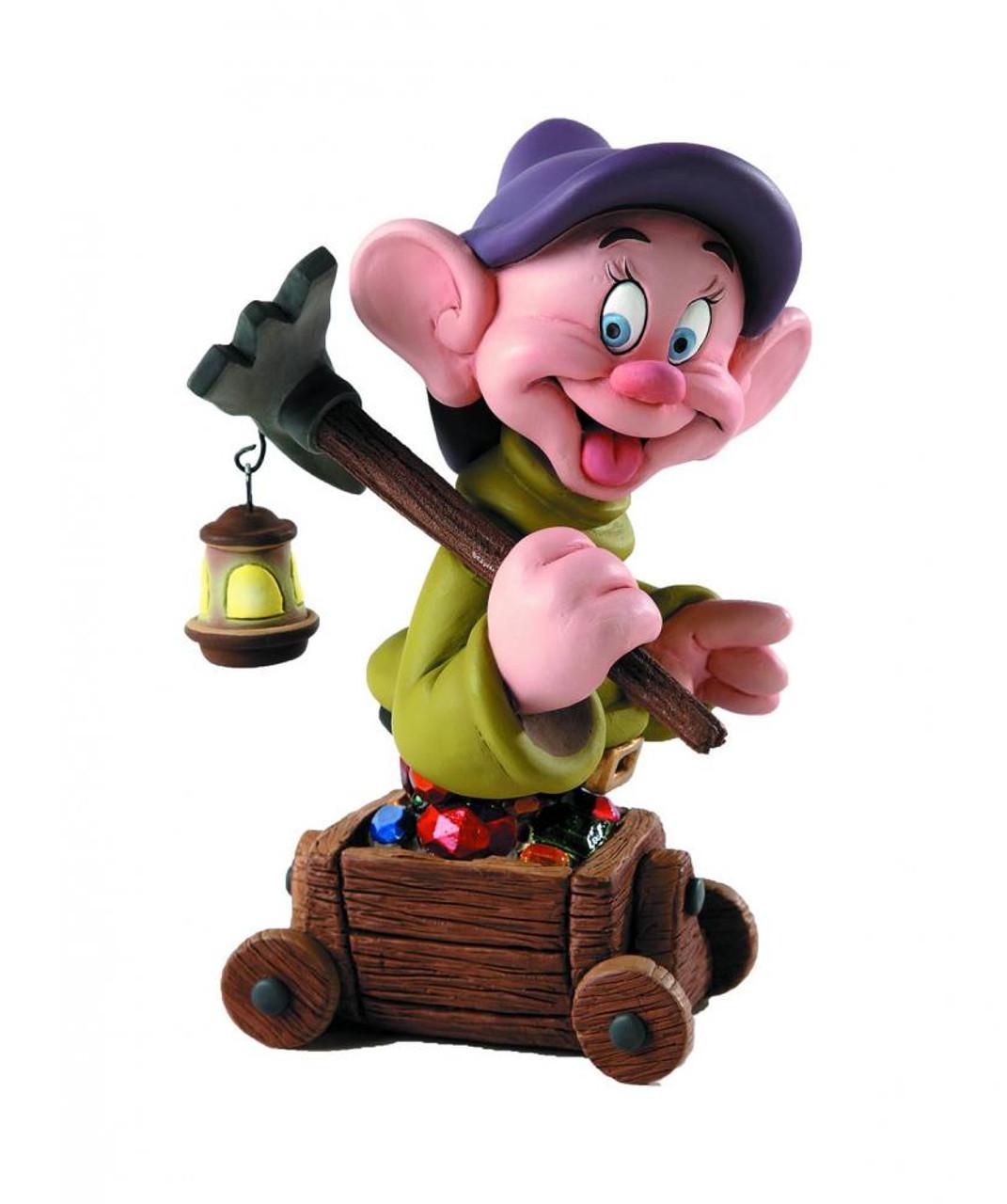 Disney Snow White Dopey 11-Inch Mini-Bust