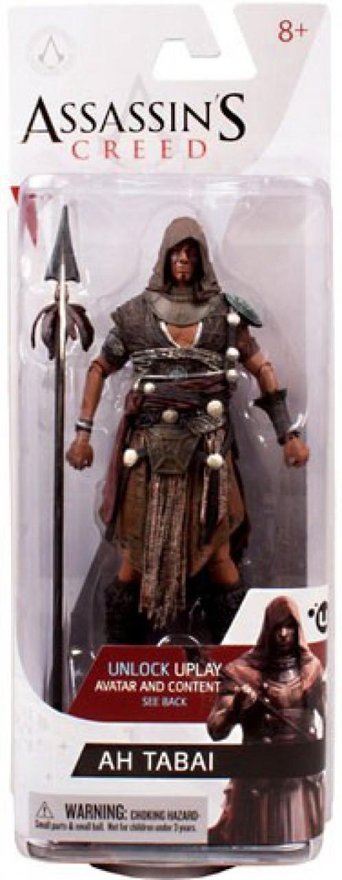 McFarlane Toys Assassin's Creed Series 3 Ah Tabai Action Figures