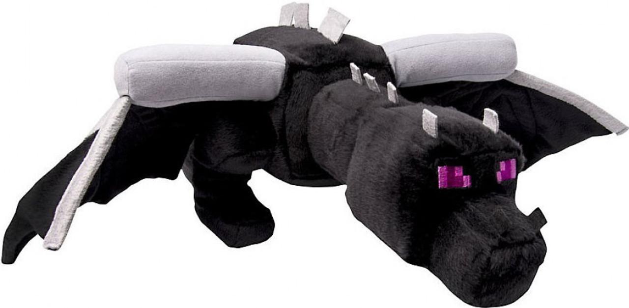 Minecraft Ender Dragon Super Deluxe Plush