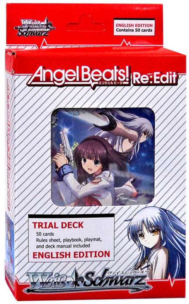 Weiss Schwarz Angel Beats! Trial Deck