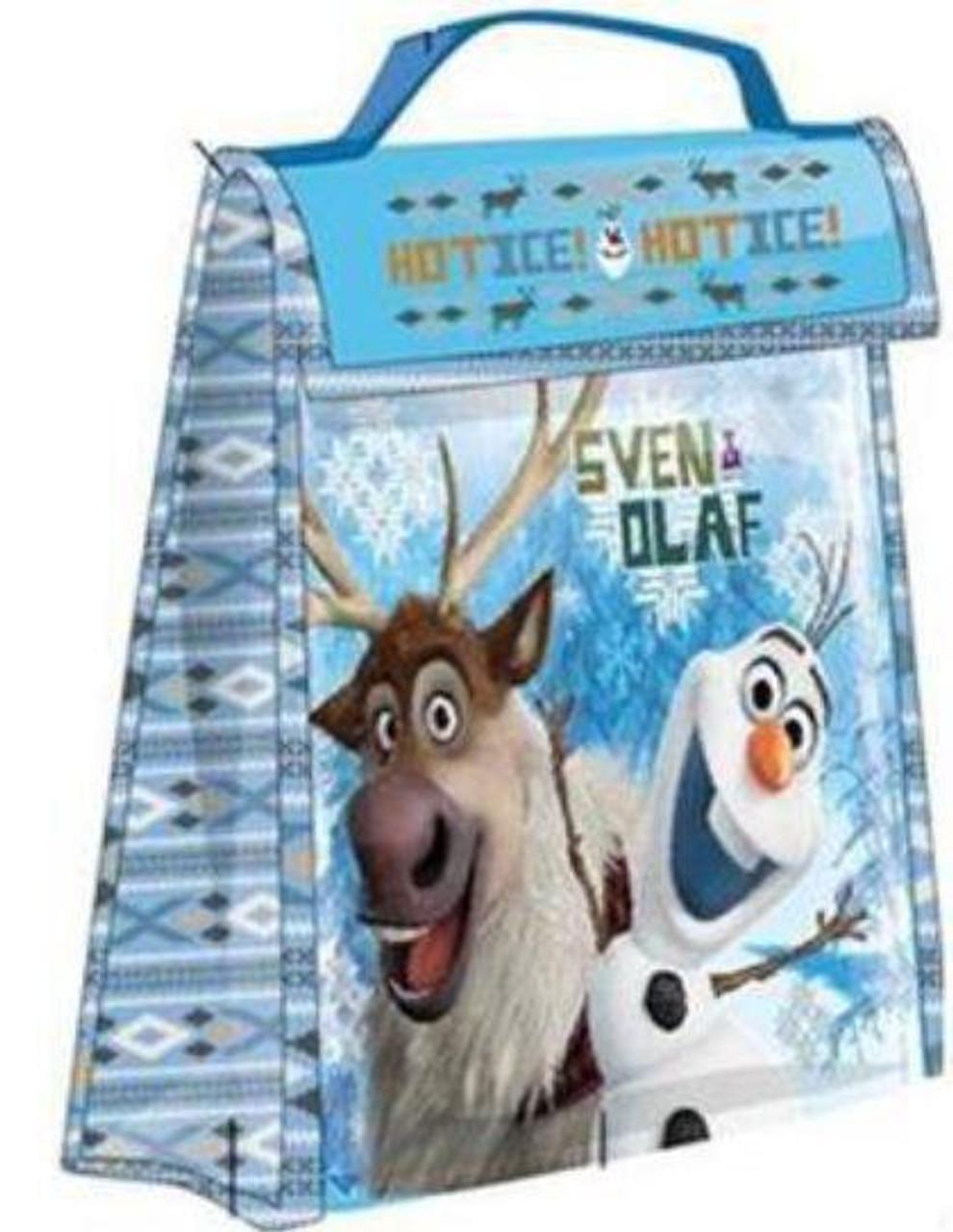 Disney Frozen Olaf Lunch Tote