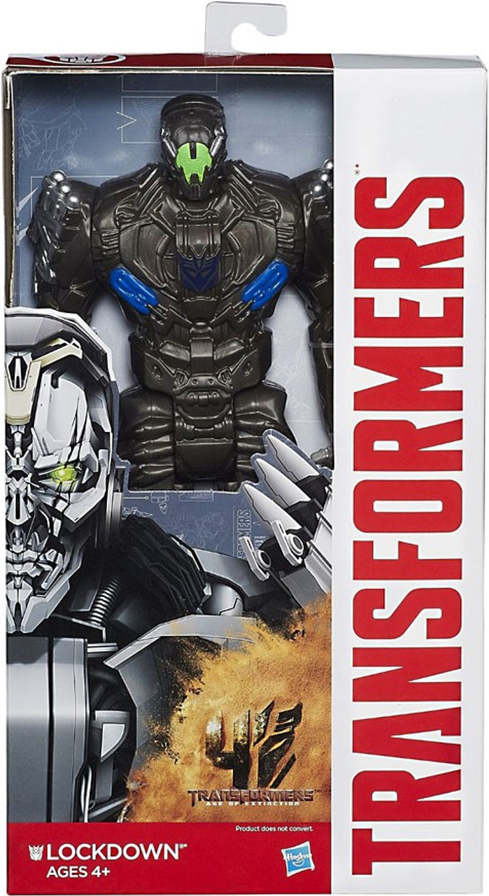 Transformers Age of Extinction Lockdown Titan Action Figure