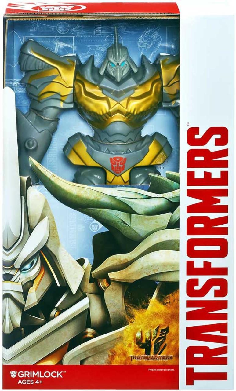 Transformers Age of Extinction Grimlock Titan Guard Action Figure