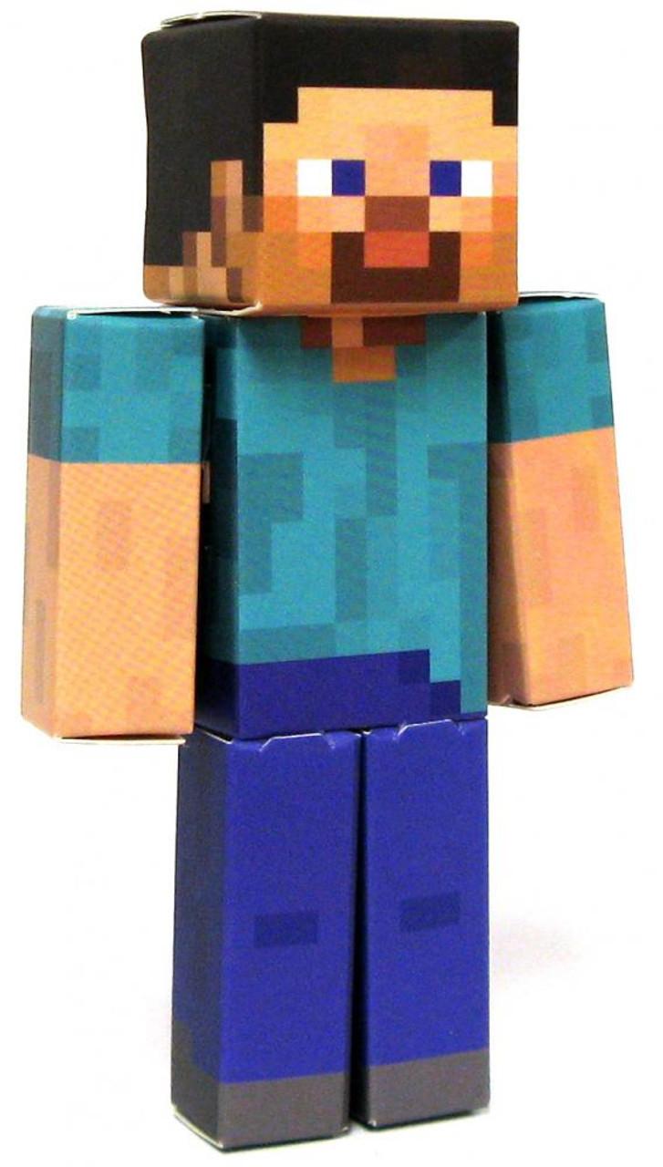 Minecraft Steve Papercraft [Single Piece]