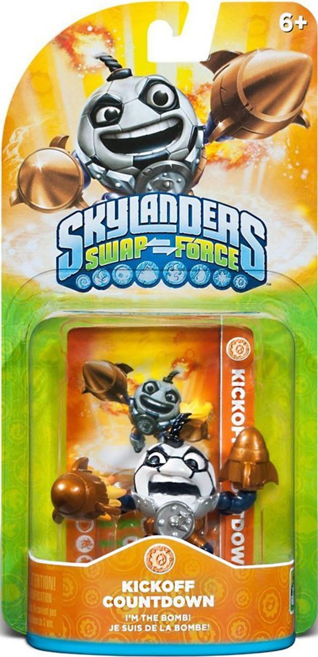 Skylanders Swap Force Countdown Figure Pack [Kickoff]