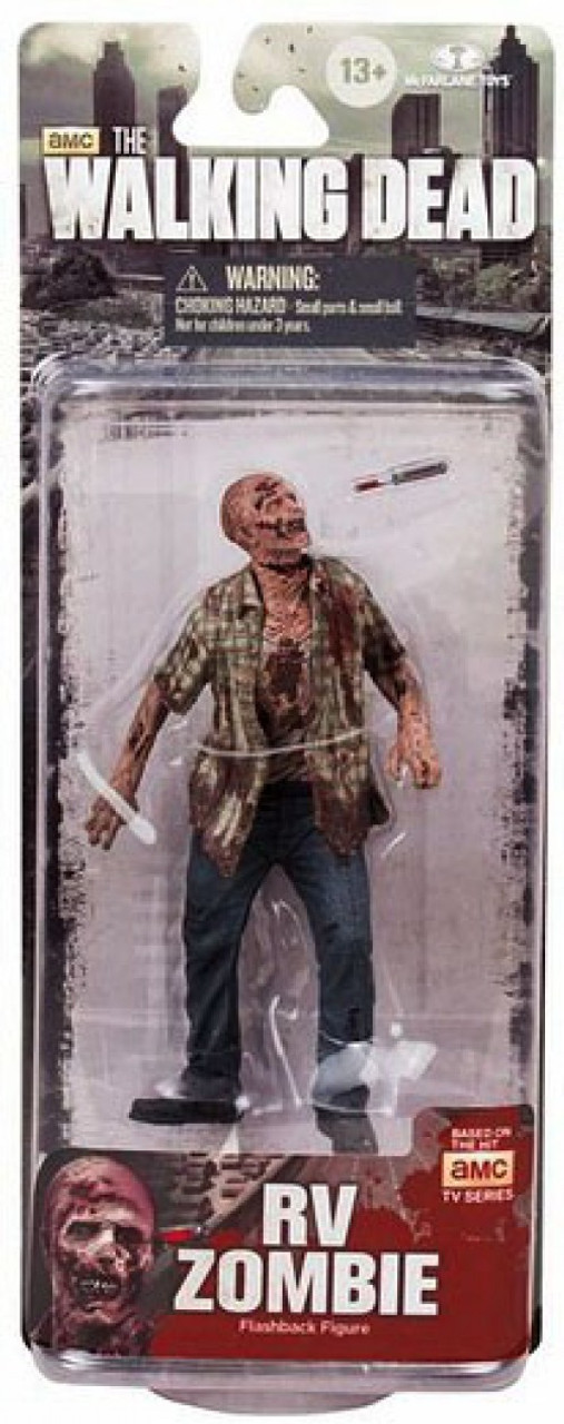 McFarlane Toys Walking Dead AMC TV Series 6 RV Walker Zombie Action Figure