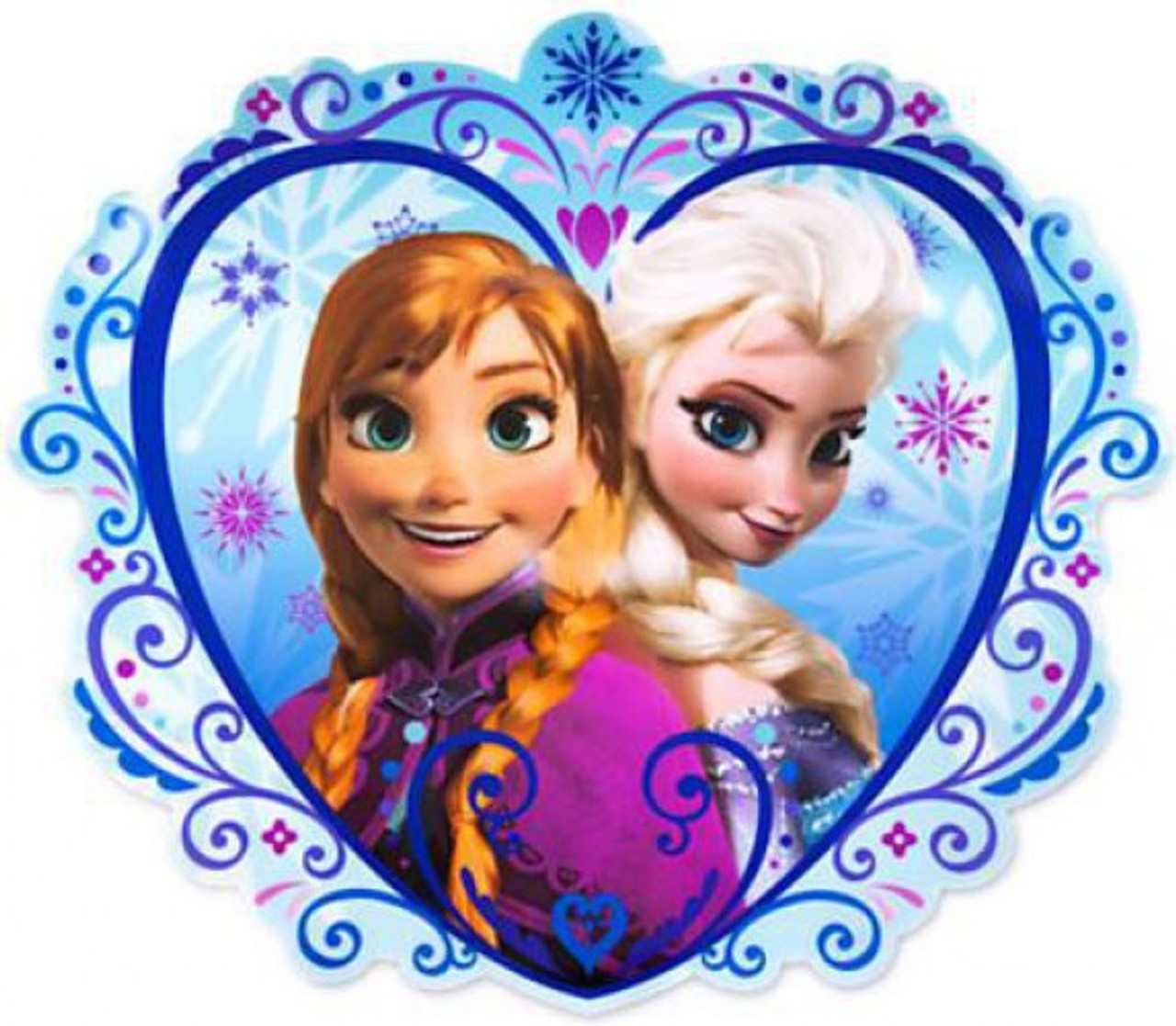 Disney Frozen Anna & Elsa Placemat Exclusive Accessory